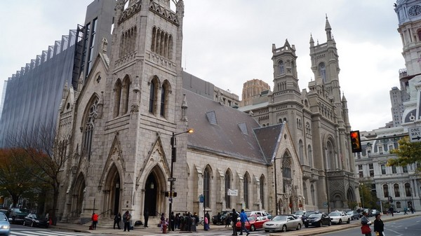 Masonic Temple Philadelphie