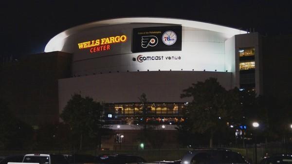 Wells Fargo Center Philadelphie