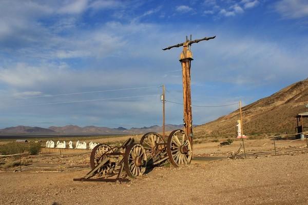 Icara Rhyolite Nevada