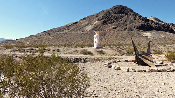 1000 in 1 Rhyolite Ghost Town Nevada