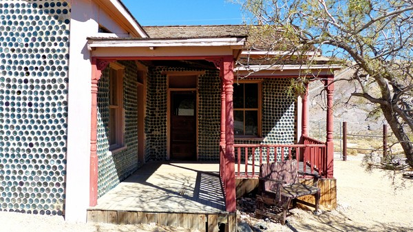 Bottle House Rhyolite Nevada