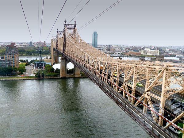 Queensboro Bridge Manhattan New York