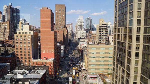 Upper East Side Manhattan New York