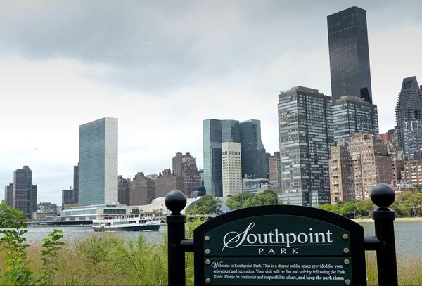 Southpoint Park Roosevelt Island New York