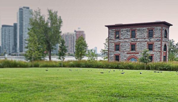 Strecker Memorial Laboratory Roosevelt Island New York