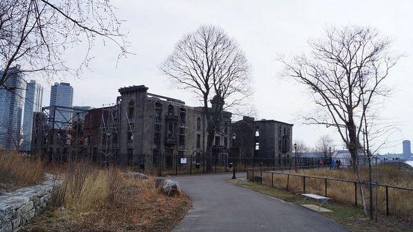 Smallpox Hospital Roosevelt Island New York