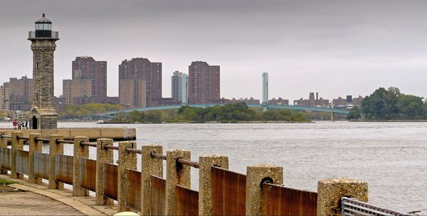 Northpoint Lighthouse Roosevelt Island New York