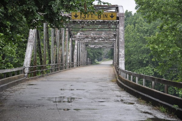 Route 66 Devils Elbow Bridge, Missouri