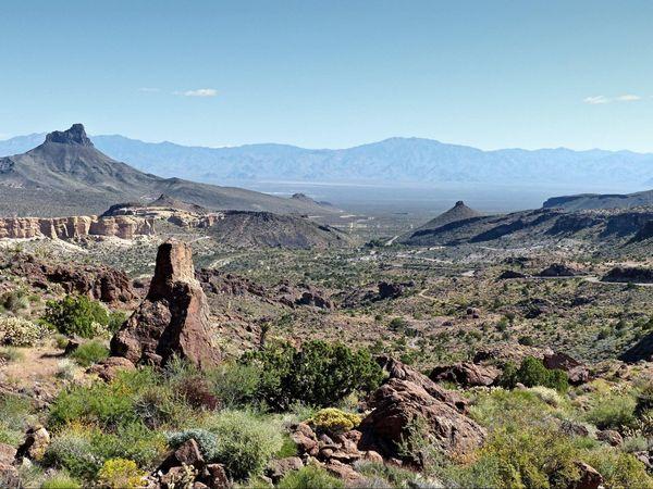 Route 66 en Arizona