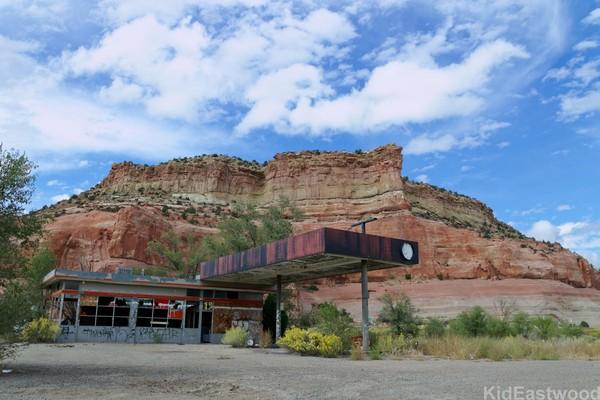 Painted Cliffs Lupton Route 66 Arizona