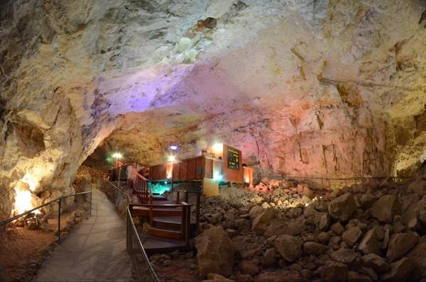Grand Canyon Caverns Peach Springs Route 66 Arizona