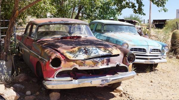 Hackberry Route 66 Arizona