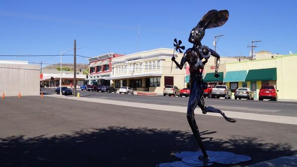 Kingman Route 66 Arizona
