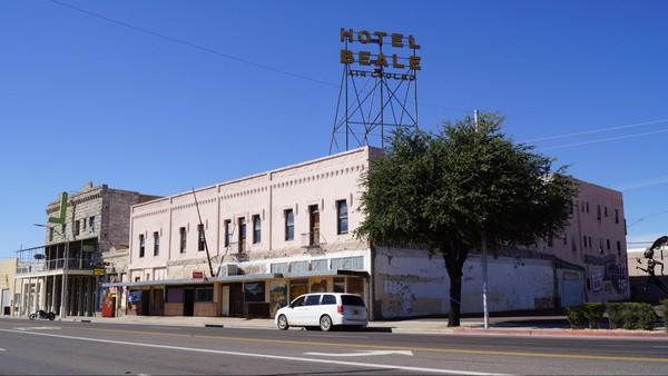 Hotel Beale Kingman Route 66 Arizona
