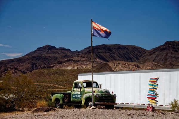 Cool Springs Route 66 Arizona