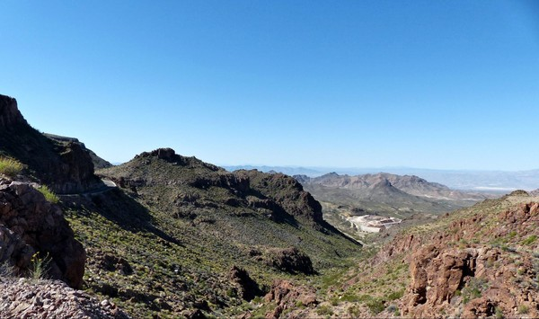 Sitgreaves Pass Route 66 Arizona