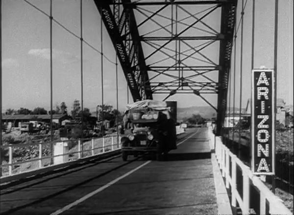 Old Trails Bridge Topock Route 66 Arizona