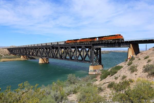 Interstate Bridge Arizona