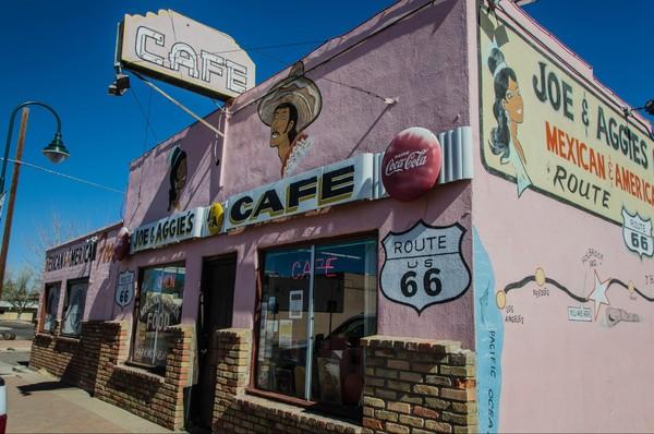 Joe & Aggie's Cafe Holbrook Route 66 Arizona