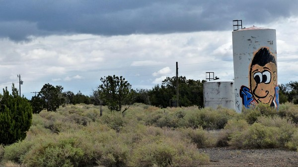 Twin Arrows Trading Post Route 66 Arizona