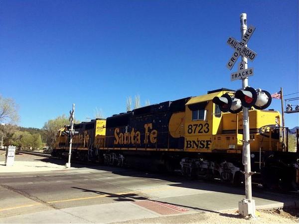 Gare de Flagstaff Arizona