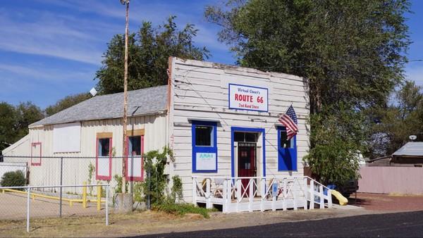 Ash Fork Route 66 Arizona