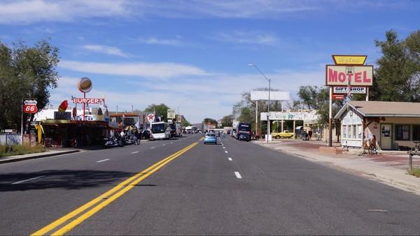 Seligman Route 66 Arizona