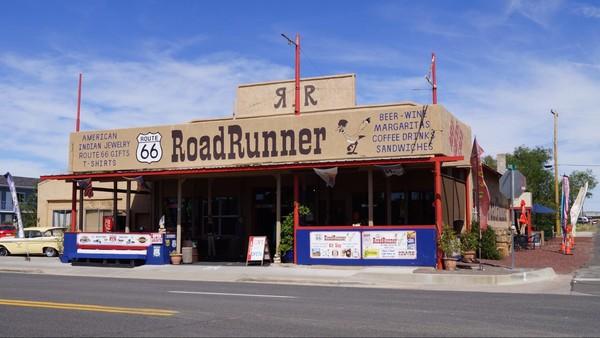 Boutique Roadrunner Selogman Route 66 Arizona