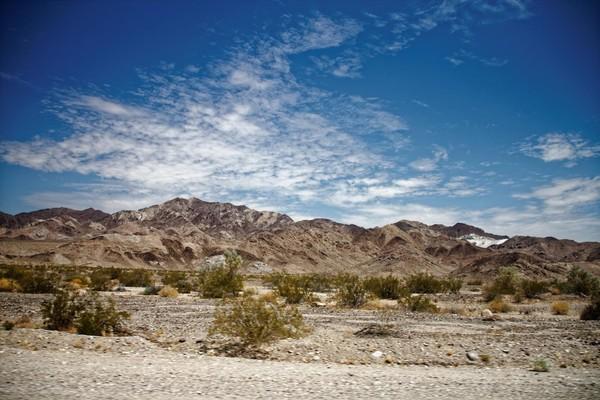 Désert Mojave Route 66 Californie
