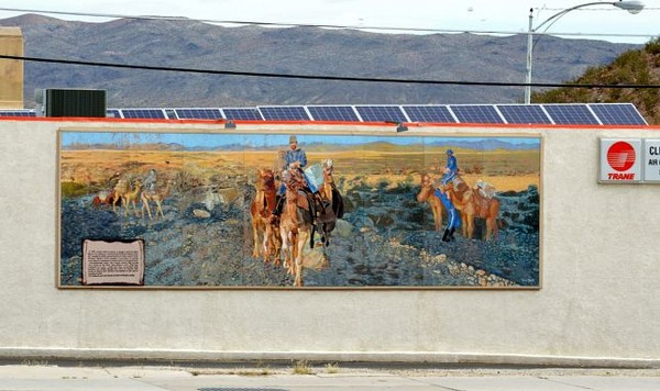 Murals Barstow Route 66 Californie
