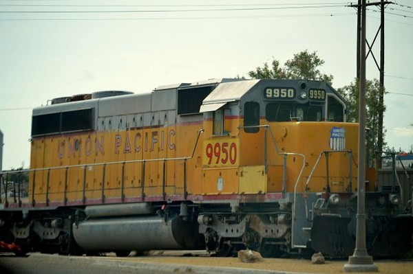 Western America Railroad Museum Barstow Route 66 Californie