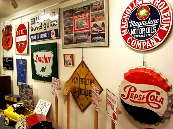 Route 66 Museum de Victorville Californie