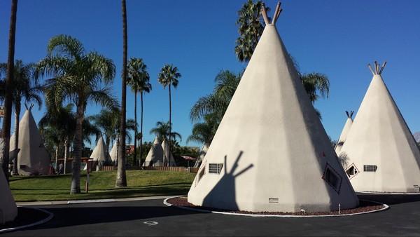 Wigwam Motel San Bernardino Route 66 Californie
