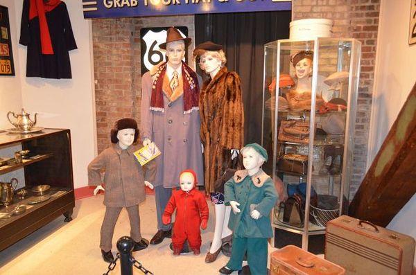 Route 66 Hall of Fame Pontiac Illinois