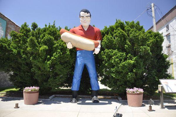 Tall Paul Atlanta Route 66