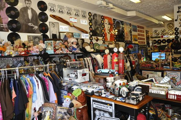 Boutique vintage Atlanta Route 66