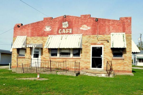 Ariston Café Litchfield Route 66