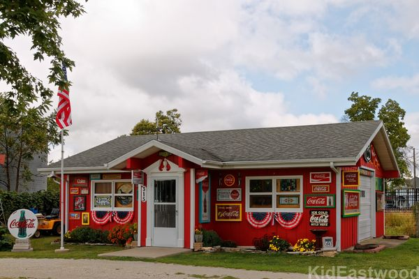 The Perkins Shop Gardner Route 66 Illinois