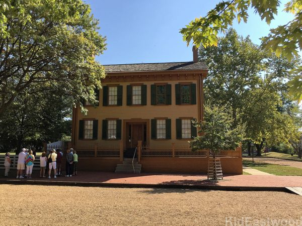 Lincoln Home National Historic Site Illinois
