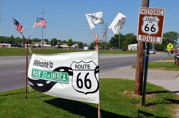 Riverton Route 66 Kansas