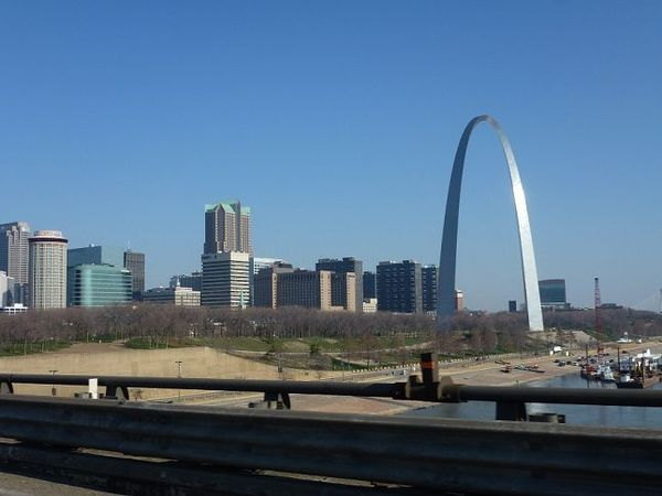 Gateway Arch Saint Louis Missouri