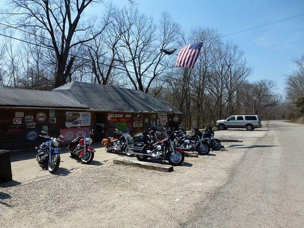 Elbow Inn Bar & BBQ Missouri Route 66