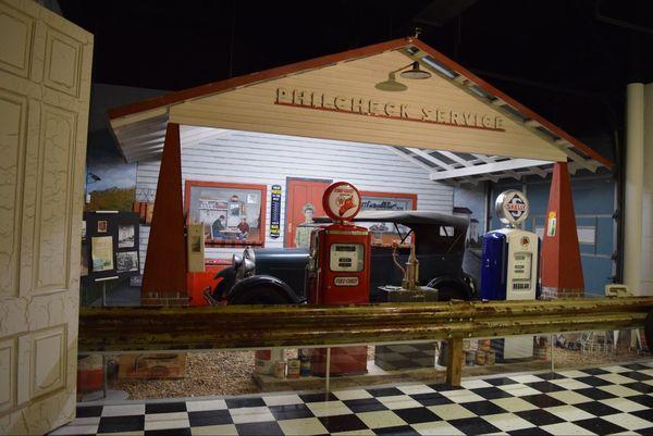 Musée Route 66 Lebanon Missouri