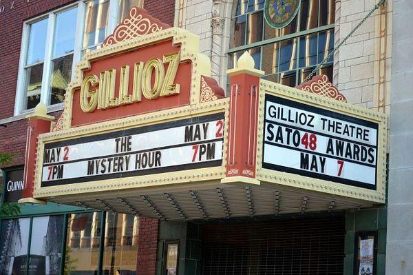 Gillioz Theatre Springfield Missouri Route 66