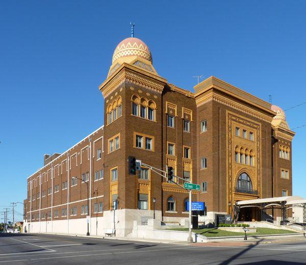 Shrine Mosque Springfield Missouri