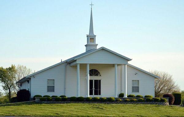Eglise Route 66 Missouri