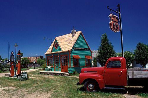 Carthage Missouri Route 66