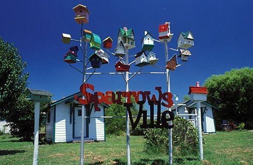 Sparrows Ville Missouri Route 66