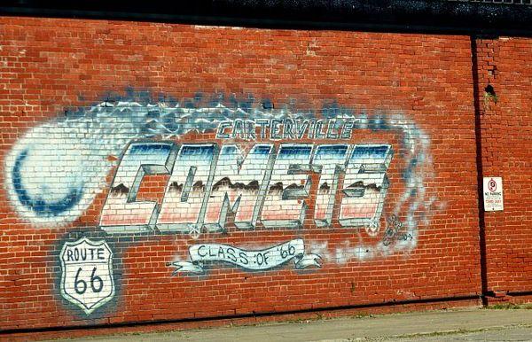 Mural Carterville Missouri