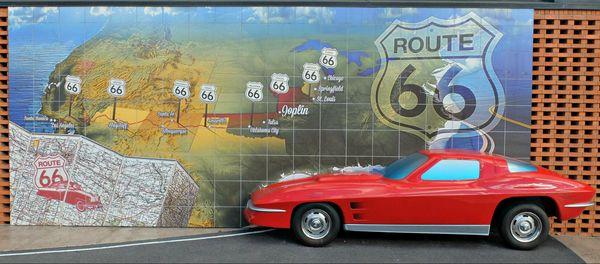 Street Art at Joplin Missouri